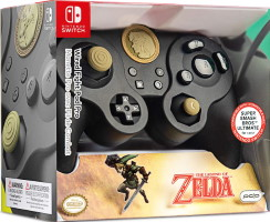 Manette filaire Link pour Switch