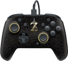 Manette filaire Zelda (Switch)