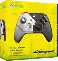 Manette Xbox One édition limitée Cyberpunk 2077