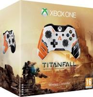 "Manette Xbox One édition limitée ""Titanfall"""