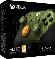Manette Xbox Elite édition limitée Halo Infinite