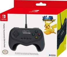 Manette filaire Pokkén Tournament DX (Switch)
