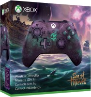 "Manette sans fil Xbox One édition limitée ""Sea of Thieves"""
