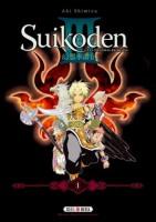 """Manga """"Suikoden III"""" tome 1"""