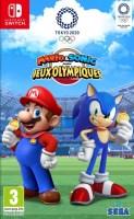 Mario & Sonic aux jeux olympiques de Tokyo 2020 (Switch)