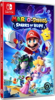 Mario + The Lapins Crétins : Sparks of Hope (Switch)