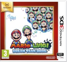 Mario & Luigi : Dream Team Bros. édition Selects (3DS)