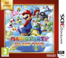 Mario Party Island Tour édition Nintendo Selects (3DS)
