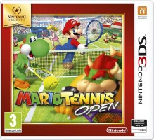 Mario Tennis Open édition selects (3DS)