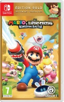 Mario + The lapins crétins : Kingdom Battle édition Gold (Switch)