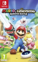 Mario + The lapins crétins : Kingdom Battle (Switch)