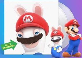 "Bande originale ""Mario & les lapins crétins : Kingdom Battle"" en vinyle"