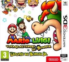 Mario & Luigi : Voyage au centre de Bowser + l'épopée de Bowser Jr. (3DS)