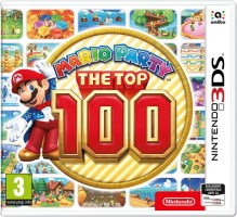 Mario Party : The Top 100 (3DS)
