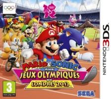 Mario & Sonic aux Jeux Olympiques de Londres 2012 (3DS)