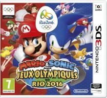 Mario & Sonic aux Jeux Olympiques de Rio 2016 (3DS)