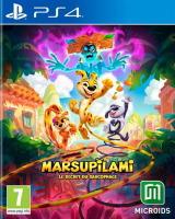 Marsupilami : Le secret du sarcophage édition tropicale (PS4)