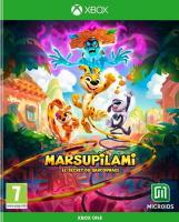 Marsupilami : Le secret du sarcophage édition tropicale (Xbox One)