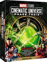Marvel Studios - Cinematic Universe : Phase 3 partie 1 (blu-ray)