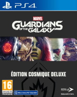 Marvel's Guardians of the Galaxy édition Cosmique Deluxe (PS4)