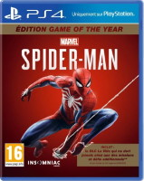 Marvel's Spider-Man édition Game of the Year (PS4)