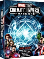 Marvel Studios - Cinematic Universe : Phase 1 (blu-ray)