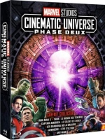 Marvel Studios - Cinematic Universe : Phase 2 (blu-ray)