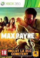 Max Payne 3 édition bonus (xbox 360)