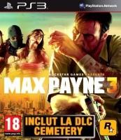 Max Payne 3 édition bonus (PS3)