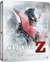 Mazinger Z Infinity édition steelbook (blu-ray)