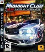 Midnigh Club Los Angeles (PS3)