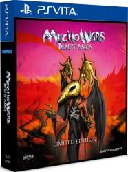Mecho Wars: Desert Ashes édition limitée (PS Vita)