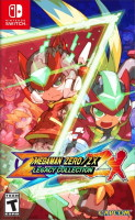 Mega Man Zero/ZX Legacy Collection (Switch)