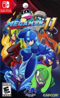 Mega Man 11 (Switch)