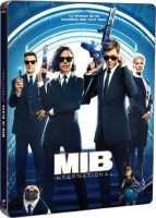 Men in Black: International édition steelbook (blu-ray 4K)