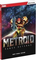 "Guide officiel ""Metroid : Samus Returns"""