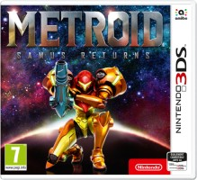 Metroid : Samus Returns (3DS)