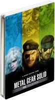 Metal Gear Solid Ultimate HD Collection édition limitée