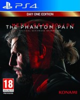 Metal Gear Solid V: The Phantom Pain édition Day One (PS4)