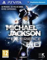 Michael Jackson The Experience (PS Vita)