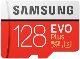 Carte microSDXC 128 Go Samsung