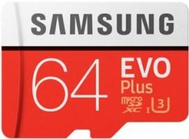 Carte microSDXC 64 Go Samsung