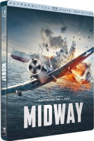 Midway édition steelbook (blu-ray)