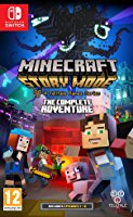 Minecraft Story Mode : L'aventure complète (Switch)