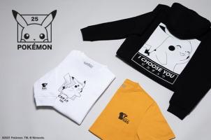Mini collection 25e anniversaire Pokémon