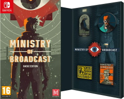 Ministry of Broadcast édition collector (Switch)