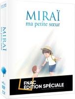 Miraï, ma petite sœur édition collector (blu-ray + DVD)