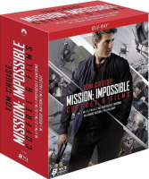 Mission : Impossible - l'intégrale 6 films (blu-ray)