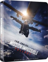 Mission Impossible : Fallout édition steelbook (blu-ray)
