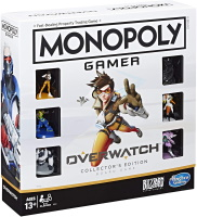 Monopoly Gamer Overwatch